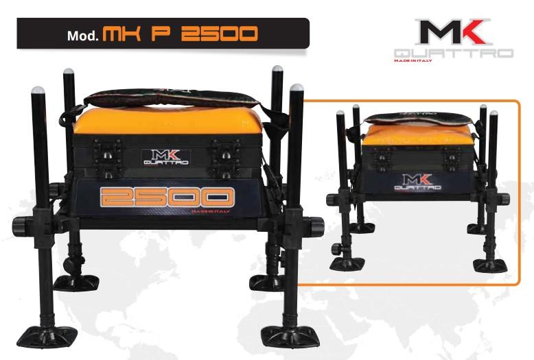 Sgabello miky mk4 p 2500