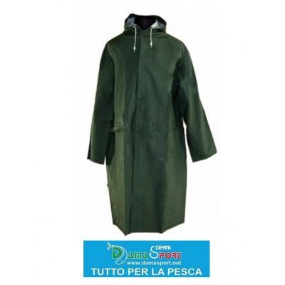 Ecc Giacca lavoro Cappotto Pesca Verde Pvc Impermeabile Tg Caccia aHaF1vx