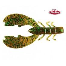 Berkley Powerbait  Chigger Craw - Pumpkin Green Fleck 10 cm