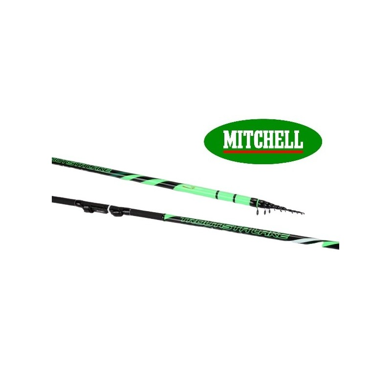Mitchell Suprema 3.0 Troutista  4,00 mt  2/5 gr  AZ 2