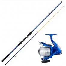 SUNSET COMBO KIT SEPPIA SUNSEPIA XRS2 MT 210 100gr + SUNFISH 401 FD