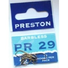 Ami Preston Barbless PR 29