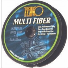 Teiko Multifiber Magnum Nylon