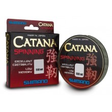 Monofilo Catana Spinning 150 Grey