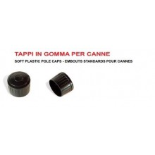 TAPPI IN GOMMA PER CANNE STONFO