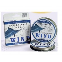 Fluorocarbon Wind Colmic Giapponnese 50mt