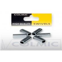 COLMIC Oval aluminum tubes nickel Tubo Alluminio Ovale GM6029