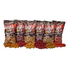 STARBAITS Boilies Grab And Go Global 10 KG