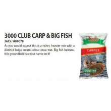 SENSAS Pastura 3000 Club Carper Rouge Carpa Rossa  1 Kg