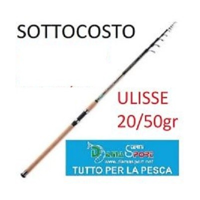 CANNA LINEAEFFE TELEMATCH ULISSE GR 50/100 MT 4,50