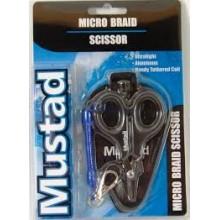 Mustad  Micro Braid Scissor