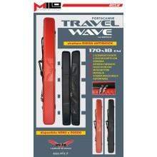 Milo PortaCanne Travel Ware 170x18 Rosso