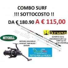 Kit Combo Surf Casting