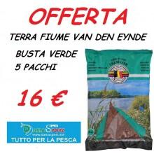 Van Den Eynde Terra di fiume ( busta verde )