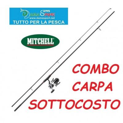 MITCHELL COMBO TANAGER R CARP FR KIT CARPFISHING mt 3,60 Lb 3
