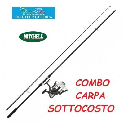 MITCHELL GT PRO COMBO FR - CARP KIT CARPFISHING mt 3,60 Lb 3