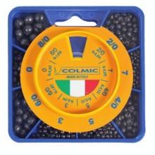 Colmic Mascotte Sile - Fine  8 scomparti  200 gr