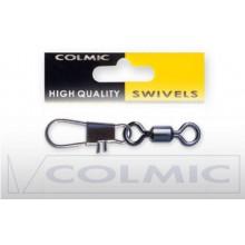 COLMIC Girella piu Staffa Rolling swivel interlock  GM3002 Size 22