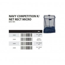 SENSAS Nassa mt 4  Bourriche Navy Competition Round Mcro Mesh
